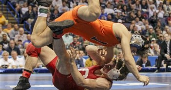 NCAA Championships: Realbuto takes second after loss to Martinez