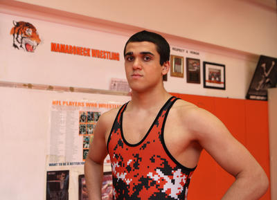 Westchester/Putnam all-stars: Mamaroneck's Hemida overcomes and flourishes